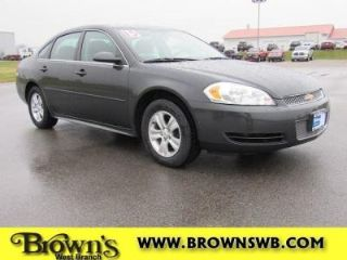 Used 2015 Chevrolet Impala LS in West Branch, Iowa