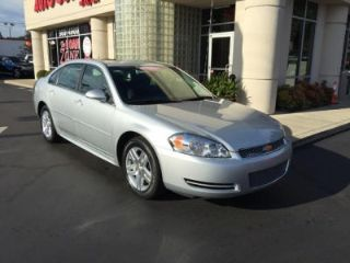Used 2015 Chevrolet Impala LT in Louisville, Kentucky