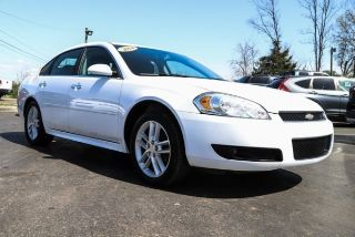 Used 2014 Chevrolet Impala LTZ in Maryville, Tennessee
