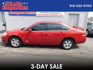 2008 Impala Ss For Sale >> Used 2008 Chevrolet Impala Ss In Merriam Kansas