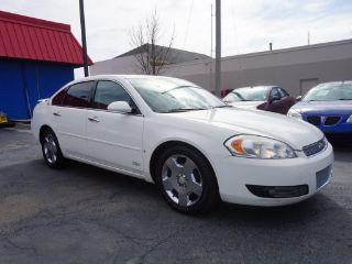 Chevrolet Impala SS 2008