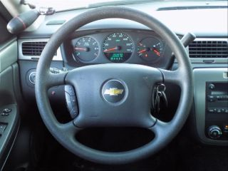 Chevrolet Impala Police 2013