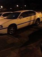 Chevrolet Impala Base 2002