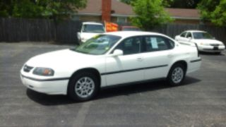 Used 2002 Chevrolet Impala in Oklahoma City, Oklahoma