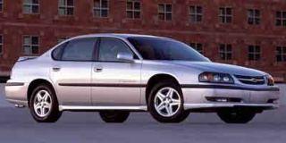 Chevrolet Impala LS 2004