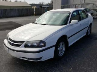Used 2001 Chevrolet Impala LS in Springfield, Missouri