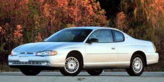Chevrolet Monte Carlo LS 2001