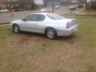 Used 2004 Chevrolet Monte Carlo LS in Marshall, Texas