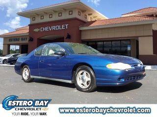 Chevrolet Monte Carlo LS 2005