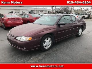 Chevrolet Monte Carlo SS 2004