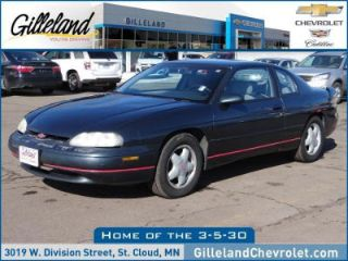Chevrolet Monte Carlo Z34 1995