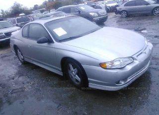 Chevrolet Monte Carlo SS 2005
