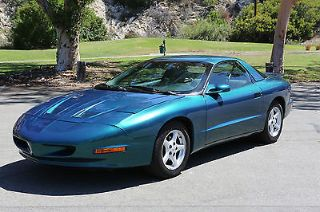 Used 1996 Pontiac Firebird Formula In Burbank California