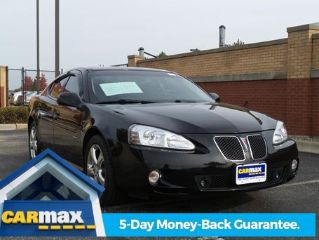 2007 Pontiac Grand Prix Gxp >> Used 2007 Pontiac Grand Prix Gxp In Schaumburg Illinois