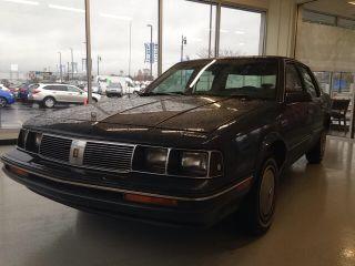 Used 1987 Oldsmobile Cutlass Ciera in Ferndale, Michigan