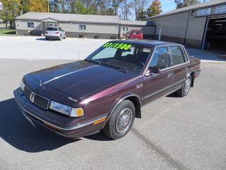 Used 1987 Oldsmobile Cutlass Ciera Brougham in Evansdale, Iowa