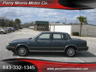 Used 1987 Oldsmobile Cutlass Ciera Brougham in Hartsville, South Carolina