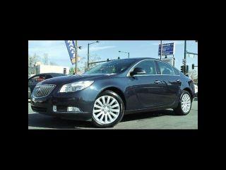 Buick Regal Premium 2013