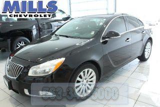 Buick Regal Premium 2012
