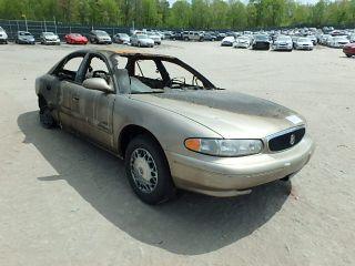 Buick Century Custom 2001