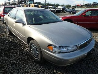 Buick Century Limited 2001