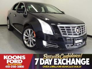 Used 2014 Cadillac XTS Luxury in Baltimore, Maryland