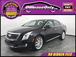 Cadillac XTS Luxury 2017