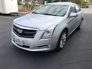 Cadillac XTS Luxury 2017