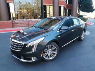 Cadillac XTS Luxury 2018