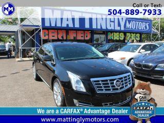 Cadillac XTS Premium 2014