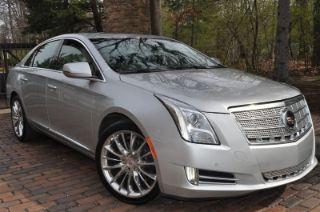 Cadillac XTS Platinum 2014