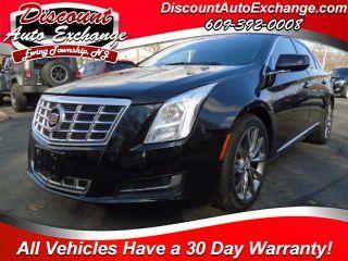Cadillac XTS Livery 2014