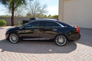Cadillac XTS Vsport Platinum 2014
