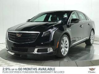 Cadillac XTS Vsport Platinum 2018