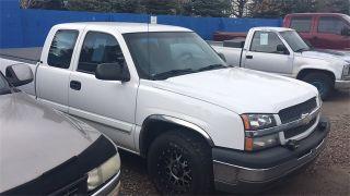 Chevrolet Silverado 1500 LS 2003