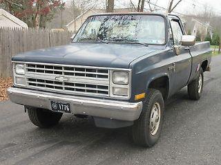 Chevrolet C/K 20 1986