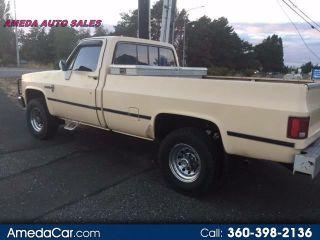 1985 Chevrolet C/K 20