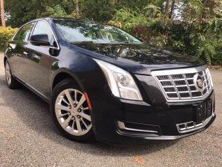 Cadillac XTS Limousine 2014