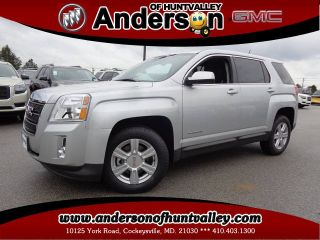 Used 2015 GMC Terrain SLE in Cockeysville, Maryland