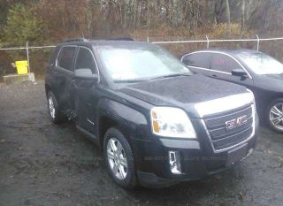 Used 2015 GMC Terrain SLT in East Taunton, Massachusetts
