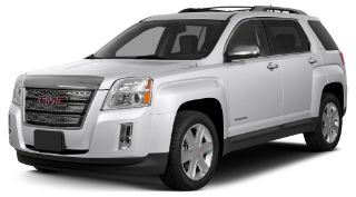 Used 2015 GMC Terrain SLT in South Kingstown, Rhode Island
