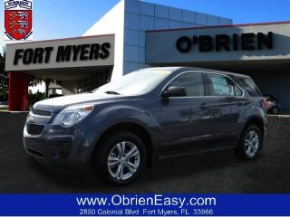 Used 2014 Chevrolet Equinox LS in Fort Myers, Florida