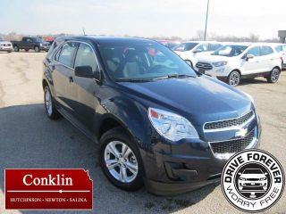 Used 2015 Chevrolet Equinox LS in Newton, Kansas