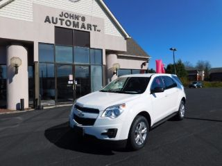 Used 2015 Chevrolet Equinox LS in Brodheadsville, Pennsylvania