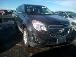Chevrolet Equinox LS 2013