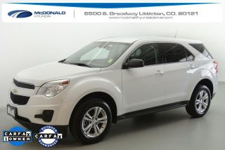 Used 2013 Chevrolet Equinox LS in Littleton, Colorado