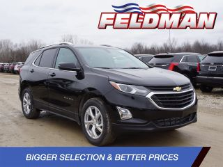 New 2018 Chevrolet Equinox LT in Novi, Michigan