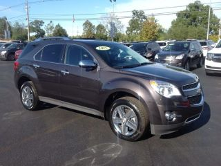 Used 2015 Chevrolet Equinox LTZ in Brandenburg, Kentucky