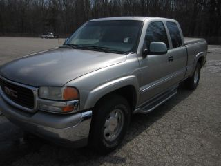 GMC Sierra 1500 SL 2002