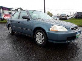Honda Civic LX 1996
